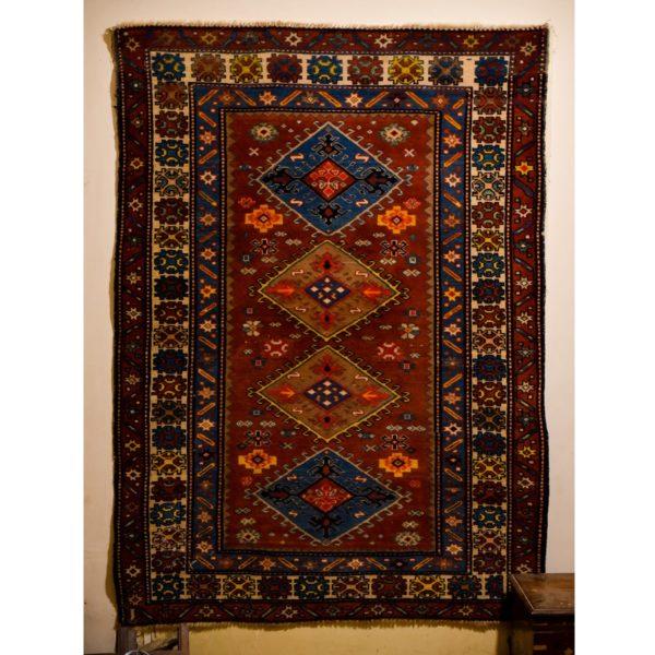 Antique Shirvan Carpet - SoUnique.PK