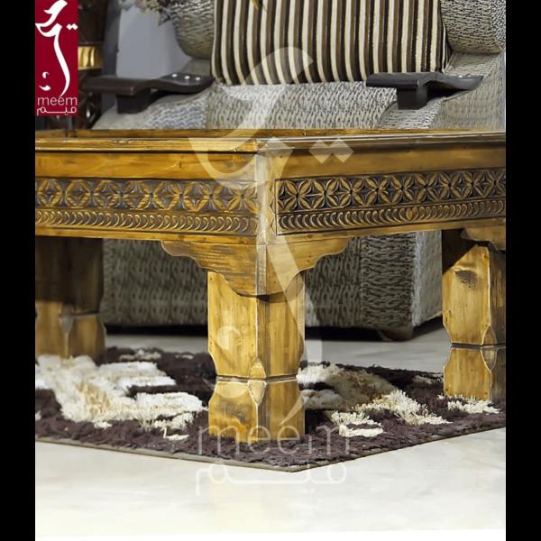 Traditional Swati Centre Table- SoUnique.PK