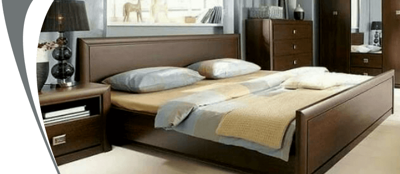 Athens King Size Bed