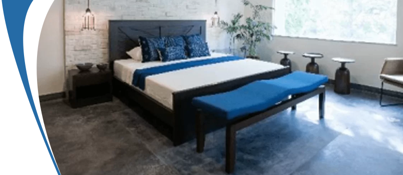 Modern Queen Size Bed