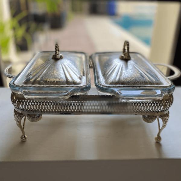 Double Serving Dish-SoUnique.PK