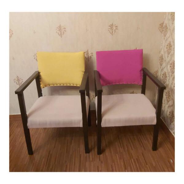Wooden Arm chair-SoUnique.PK