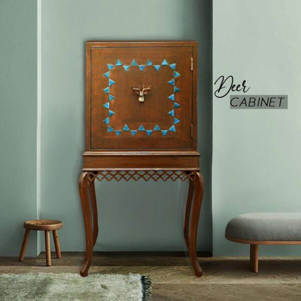 Deer Accent Cabinet - SoUnique.PK